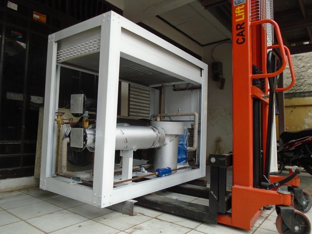 Fabrikasi Air Dryer